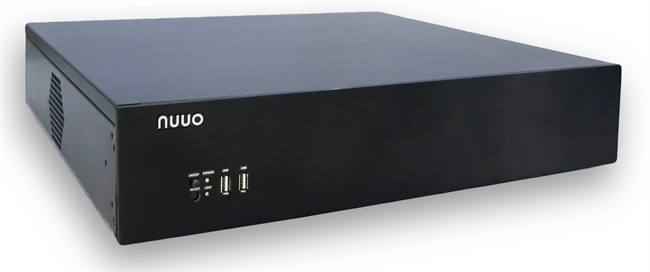 Nuuo NVRsolo Plus 16 kanals IP Standalone NP-8160
