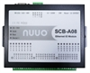 Nuuo A08 - input - output boks