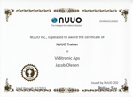 Nuuo Train the Trainer