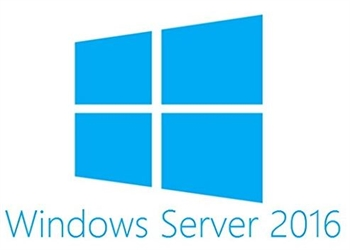 Opgradering til Microsoft Windows Server 2016 Standard Engelsk